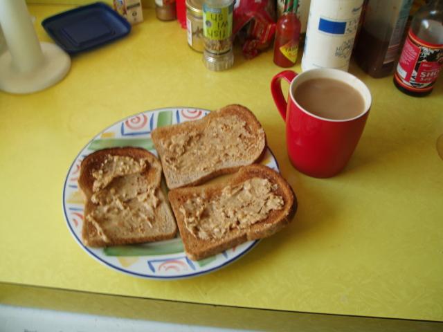 Toasty goodness.